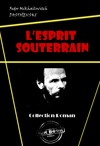 Livre numrique Lesprit souterrain
