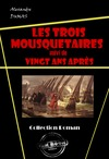 Livre numrique Les trois mousquetaires (suivi de Vingt ans aprs)