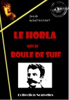 Livre numrique Le Horla (suivi de Boule de Suif)