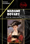 Livre numrique Madame Bovary (suivi de Trois contes)
