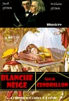 Livre numrique Blanche neige suivi de Cendrillon (avec illustrations)