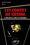 Livre numrique Les contes de Grimm (avec illustrations)