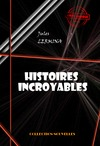 Livre numrique Histoires incroyables