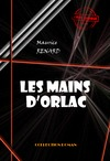 Livre numrique Les mains dOrlac