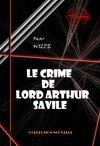 Livre numrique Le crime de Lord Arthur Savile