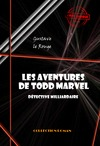 Livre numrique Les aventures de Todd Marvel, dtective milliardaire (20 pisodes)