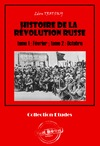Livre numrique Histoire de la Rvolution russe