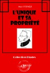 Livre numrique L&#x27;Unique et sa proprit
