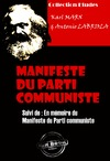 Livre numrique Manifeste du Parti communiste suivi de En mmoire du Manifeste du Parti communiste