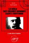 Livre numrique Le rle des grands hommes dans lhistoire