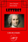 Livre numrique Lettres
