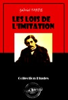Livre numrique Les lois de l&#x27;imitation