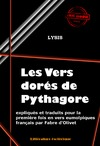 Livre numrique Les vers dors de Pythagore