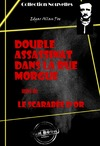 Livre numrique Double assassinat dans la rue Morgue (suivi de Le scarabe d&#x27;or)