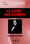 Livre numrique Le Livre des Esprits