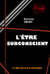 Livre numrique L&#x27;tre Subconscient